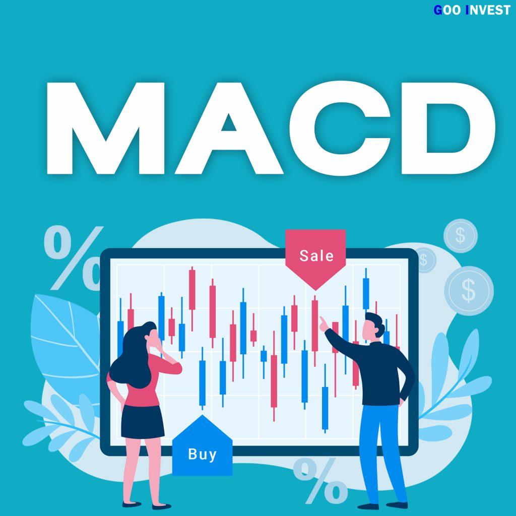 MACD Moving Average Convergence Divergence indicator หน้าปก Goo invest